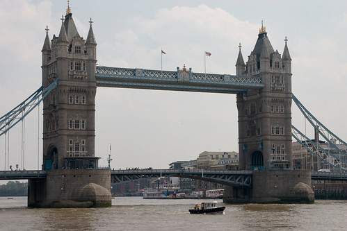 London Bridge by jimmyharris