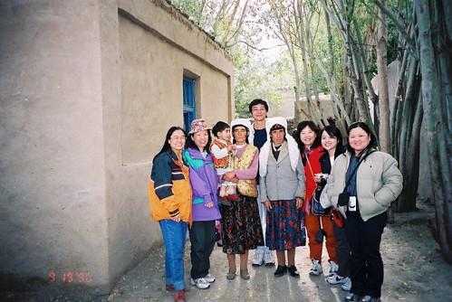 01年新疆行~塔什庫爾干遇見塔其克老奶奶