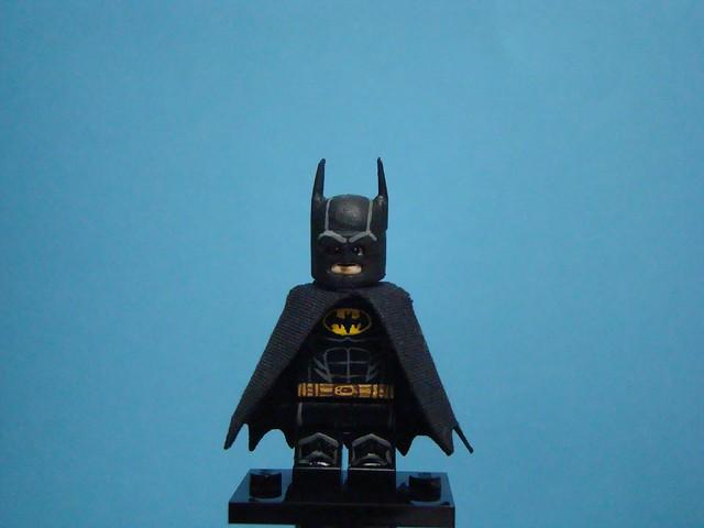 Custom Lego Tim Burton, Sony DSC-H7