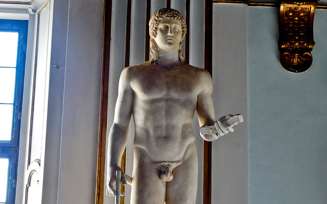 Sculpture - Musei Capitolini - Rome ' a1