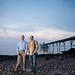 Me and my dad in Clevedon by LongLensPhotography.co.uk - Daugirdas Tomas Racys