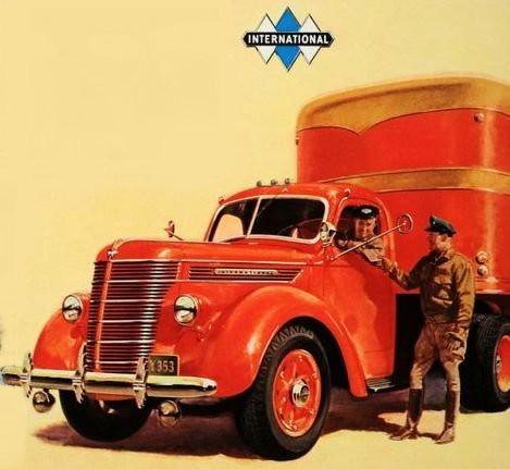 1000  images about International Harvester Trucks on Pinterest