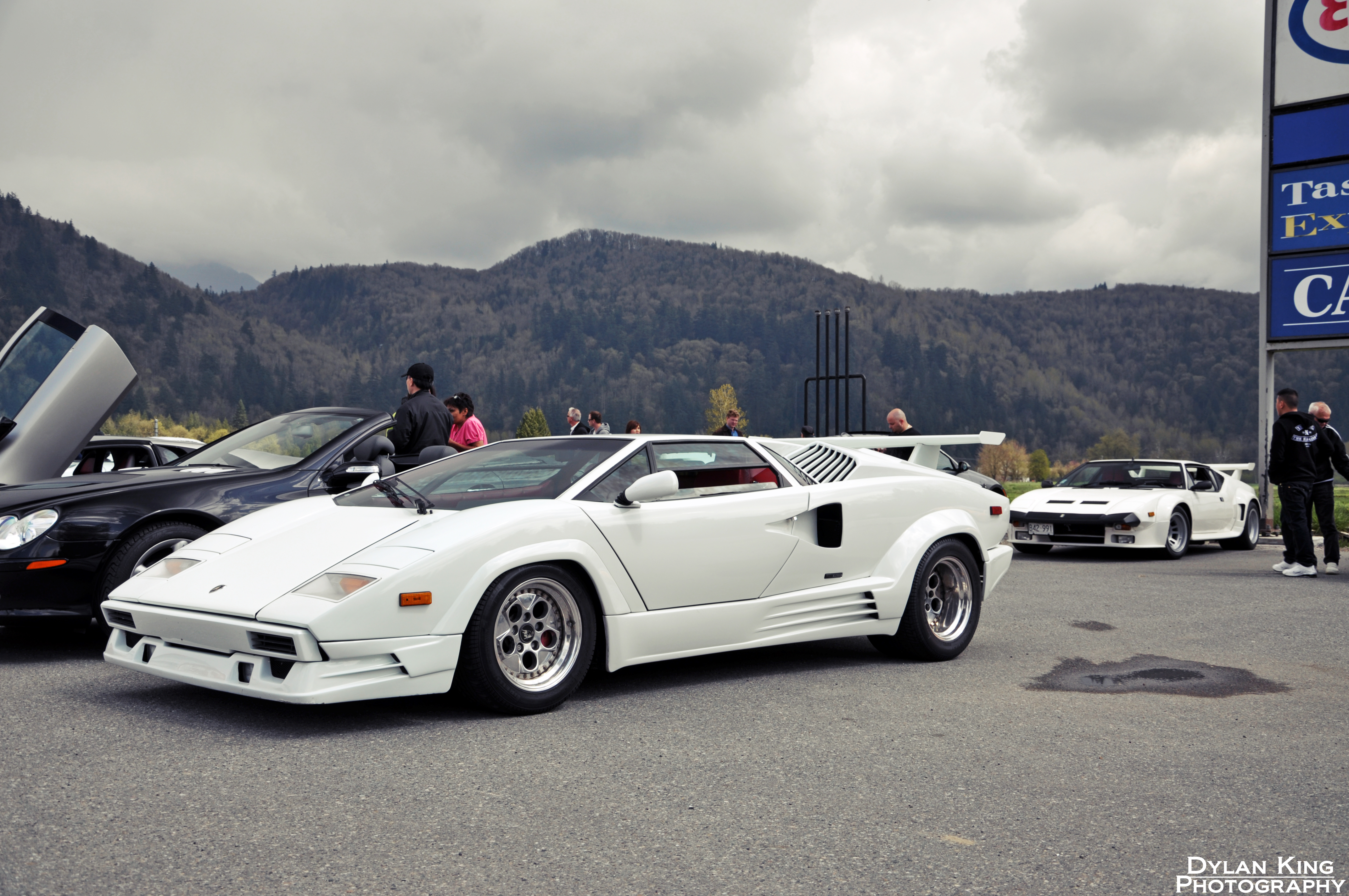 1989 lamborghini countach 25th anniversary images pictures and videos. Black Bedroom Furniture Sets. Home Design Ideas