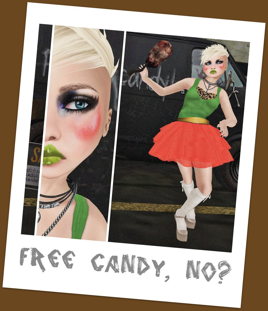 Free Candy, No?