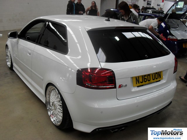 Audi S3 White Flickr Photo Sharing