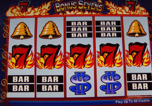 Flaming Sevens