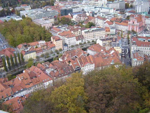 Lovely Ljubljana
