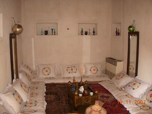 Arabic style living room design home design online for Arabic living room decoration