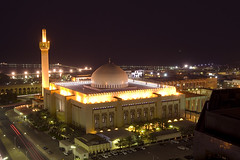 Grand Mosque (Night View)