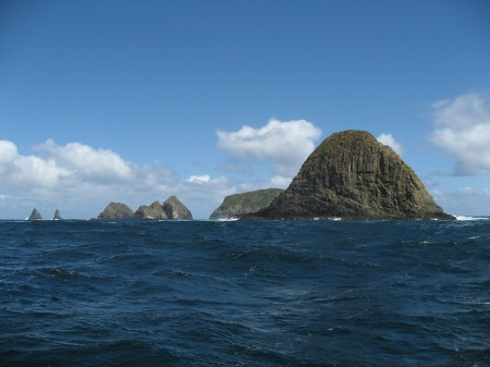 The Friars, Bruny Island, Tasmania