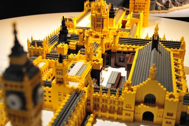 PIECE of PEACE TOKYO レゴで作った世界遺産展Part2 ウェストミンスター宮殿_03