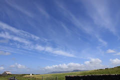 Jet Stream Over Sligo