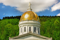 Montpelier VT. - Vermont State House Capitol 05