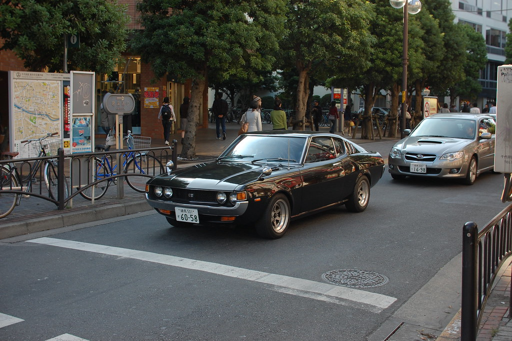 Toyota Celica 2007/11/03