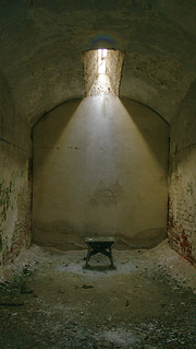 chair in cell