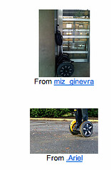 2 of a kind: segways!