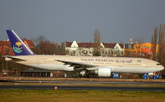 Saudi Arabian Airlines B 777-200 HZ-AKD 08.01.08