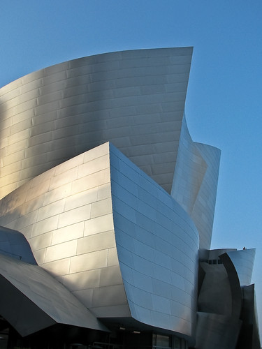 Los Angeles: Walt Disney Concert Hall-1