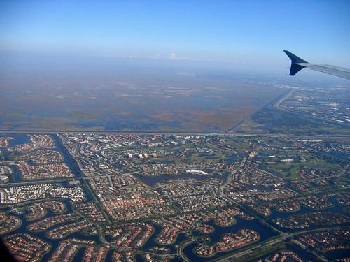 sprawl + everglades