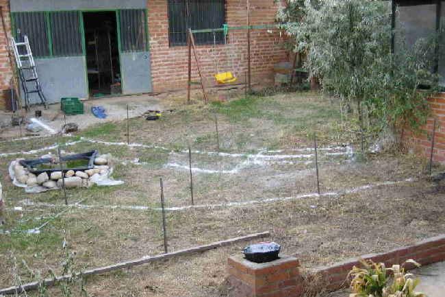 Ver tema construccion estanque de obra for Estanque prefabricado tortugas