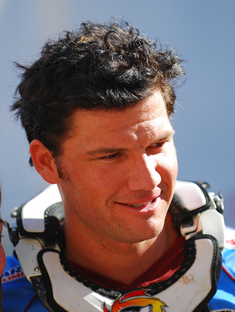 Chad Reed Yamaha