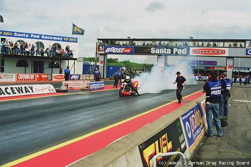 Drag Racing in Germany