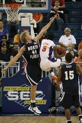 North Florida vs Gators 2007/11/20