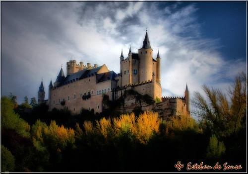 Alcázar. Segovia