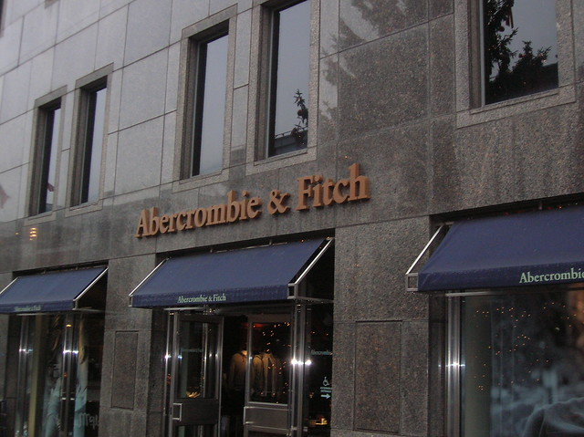Abercrombie E Fitch New York