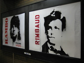 rambo and rimbaud