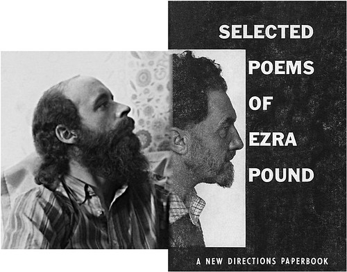 ezra pound poetry paper Eliot's poetic treatment of wartime paper 943 the vortex of world this thesis is an examination of the poetry written by ezra pound and ts eliot.