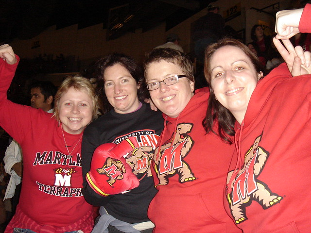 Terp Girls!