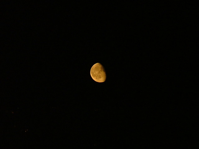 La lune I