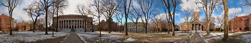 Harvard Panorama