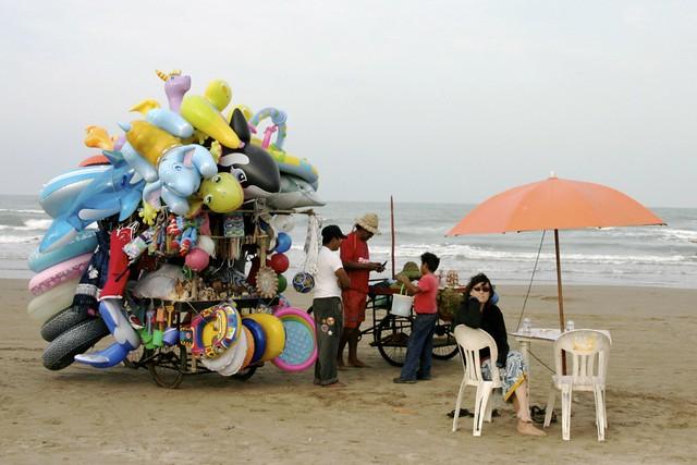Tuxpan Beach