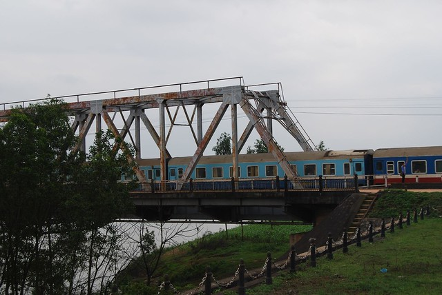 Quảng Trị - Cầu sắt