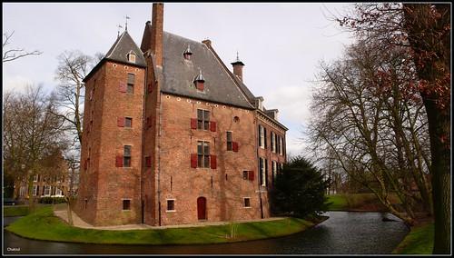 Kinkelenburg Castle Bemmel Netherlands Spottinghistory Com