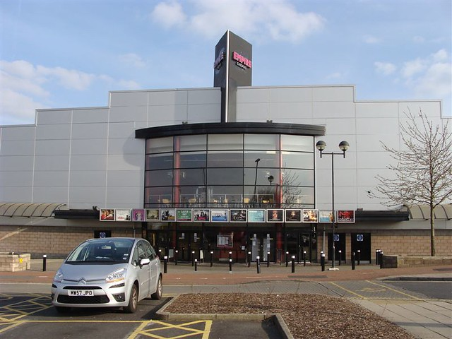 Empire Cinemas Wigan