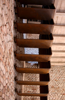 stairs of  Carlo Scarpa