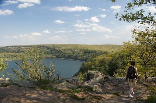usa wisconsin landscape outdoors devilslake afsdxzoomnikkor1855mmf3556gedii nckinney