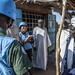 UNAMID Peacekeepers Interact with Residents at Abu Shouk IDP camp in El Fasher, North Darfur