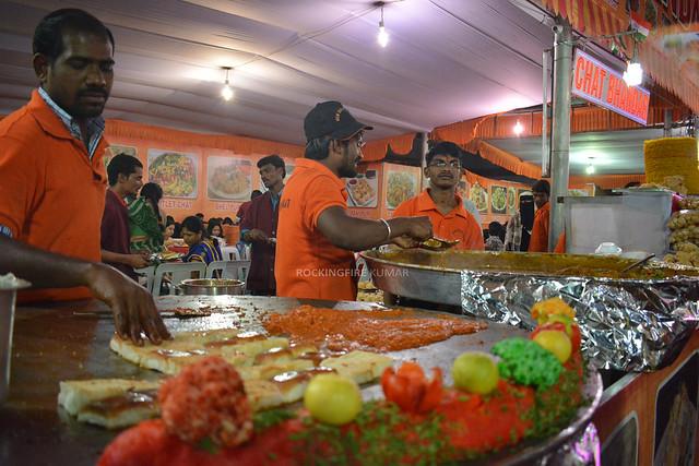 Desi / Indian street food