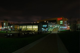 Campus Centre of NJIT