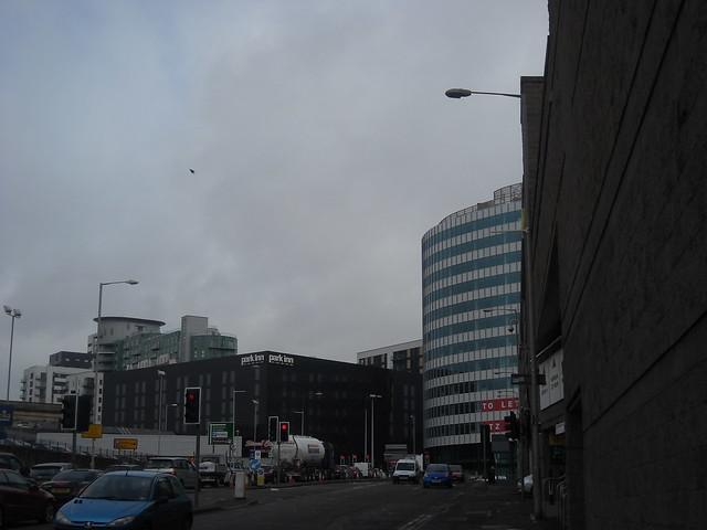 Trinity Way Manchester Car Park