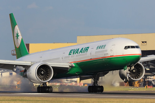 B-16716 Eva Airways Boeing 777-300(ER)