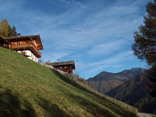 Flatschbergtal beim Ultental Südtirol (cc-by)