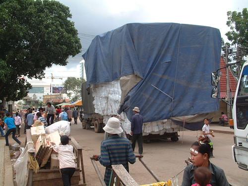 Aranyaphratet, juillet 2005
