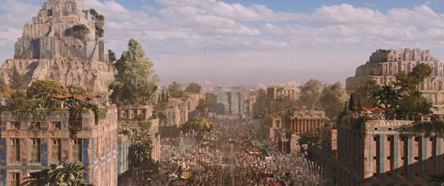 Oliver Stone's Alexander. © Processional Way