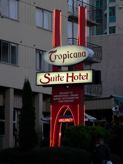 Tropicana Hotel Vancouver Reviews