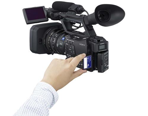 sony presenta la nueva generaci u00d3n de sistemas hdv notas Sony HDV 1080I Mini Sony HVR Z5U HDV